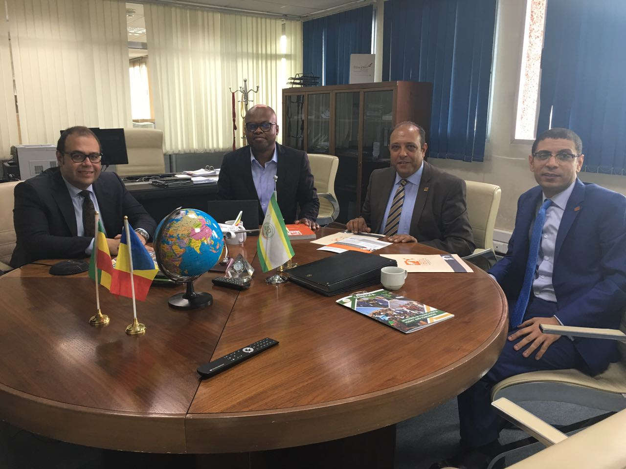 IBDL supports African Union Capabilities